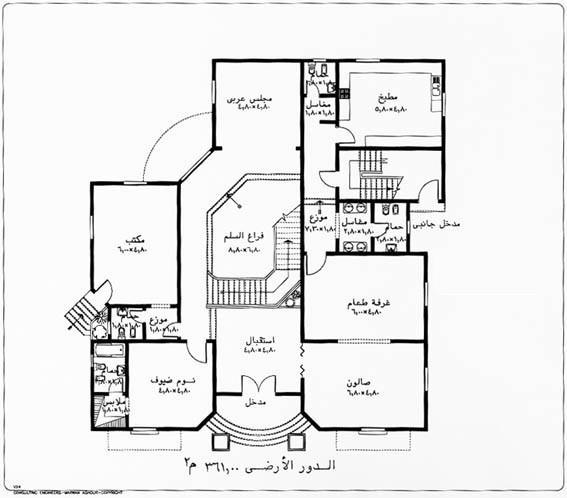 بالصور خرائط منازل , افضل الخرائط المنزلية 3994 8