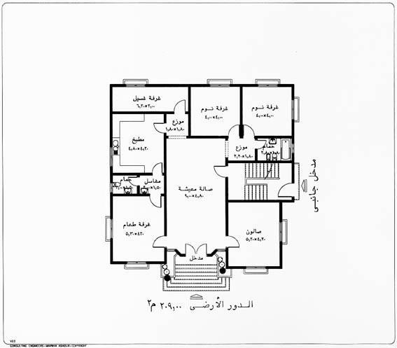 بالصور خرائط منازل , افضل الخرائط المنزلية 3994 9