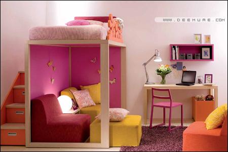 صوره ديكورات الصور , اروع ديكور لغرف الاطفال