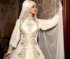 بالصور فساتين زفاف للمحجبات , اجمل فستان للعروسة 4084 10 242x205