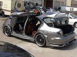 صوره تعديل سيارات , اجمل سيارات معدلة في دبي
