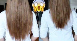 بالصور وصفات لتطويل الشعر , طرق لتطويل الشعر 0 3 310x165