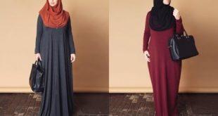 صورة ملابس للحوامل المحجبات , المراة الحامل المحجبة و لبسها