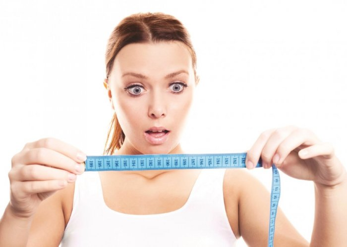 صورة نقص الوزن , فقدان الوزن