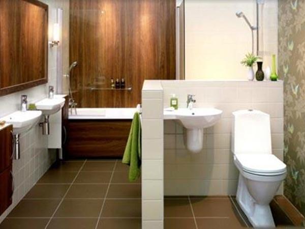 صورة حمامات داخل غرف النوم , حمام عصري للازواج