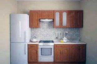 صورة تصاميم مطابخ صغيرة وبسيطة , البساطة في المطابخ