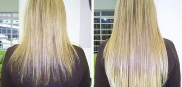 بالصور وصفات لتطويل الشعر , اساليب تطويل شعرك 5110