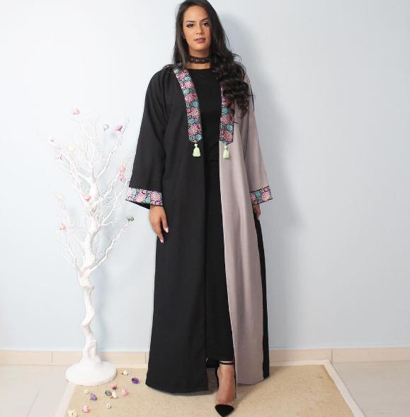 صورة عباية اماراتية , العباية الاماراتي