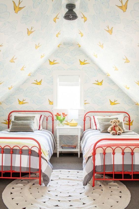 بالصور دهانات غرف اطفال , طلاء مناسب للاطفال 1224 7