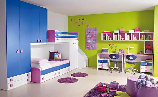 بالصور دهانات غرف اطفال , طلاء مناسب للاطفال 1224