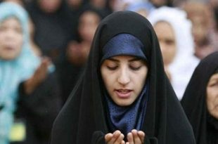 بالصور كيفية الصلاة الصحيحة بالصور للنساء , كيف تصلي المراة ؟ 3015 14 310x205