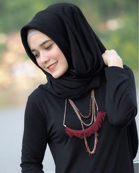 بالصور اجمل بنات محجبات , حجابات جميلة 4469 9