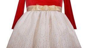 بالصور موديلات فساتين بنات , شياكة الفساتين البناتي 5115 8 300x165