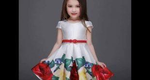 بالصور فساتين اطفال بنات , فستان بناتي شيك 736 9 310x165