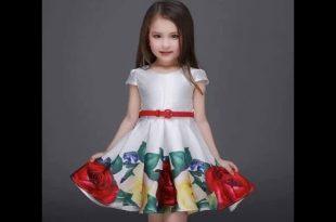 بالصور فساتين اطفال بنات , فستان بناتي شيك 736 9 310x205