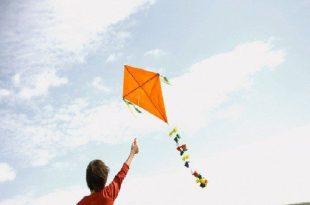 بالصور كيفية صنع طائرة ورقية , اسهل طريقة لعمل طائرة ورقية 14181 3 310x205