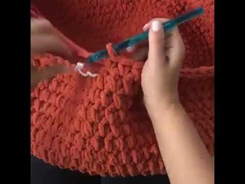 صورة طريقة عمل شال كروشية , اسهل الطرق لعمل شال
