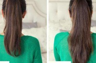 بالصور تطويل الشعر في اسبوع , اسرع طريقة لتطويل الشعر 14226 3 310x205