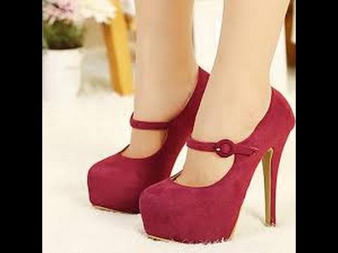 صور احذية بنات كعب عالي , افضل موديلات الاحذية