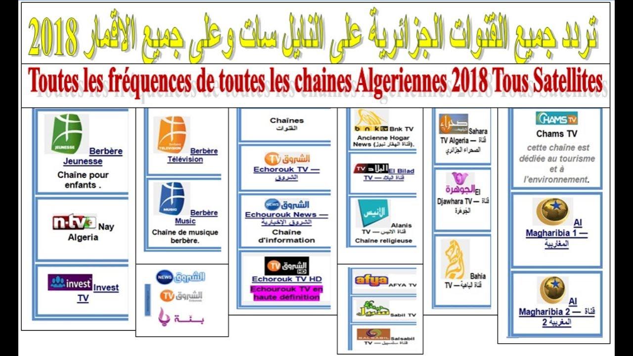 صورة تردد قناة الجزائر الرياضية , من افضل القنوات الرياضية 14287 4