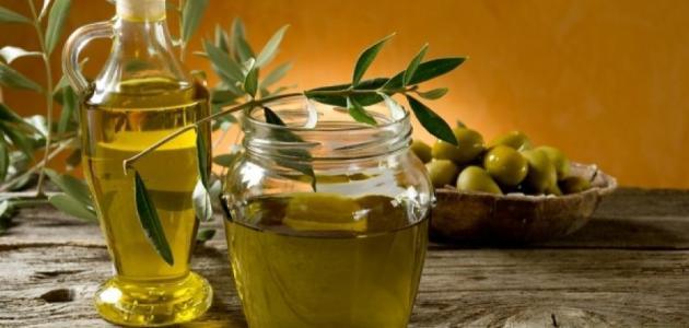 صور اضرار زيت الزيتون للشعر , خطر استعمال زيت الزيتون كثيرا