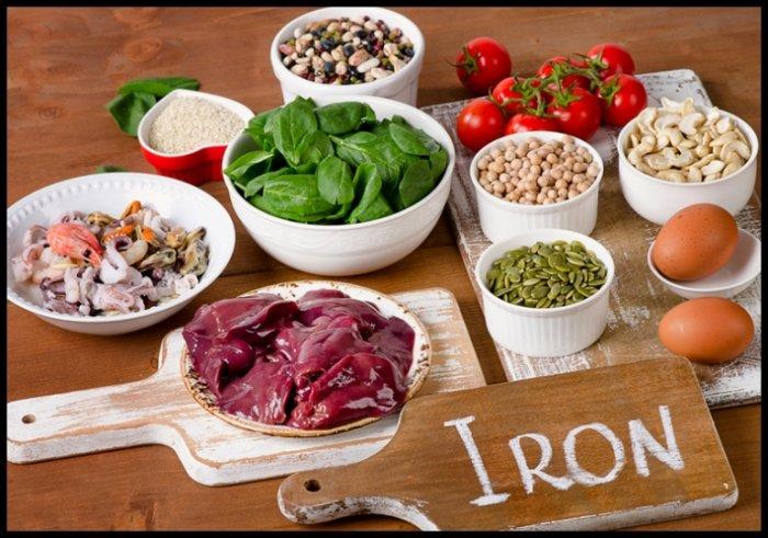 صورة نقص الحديد في الجسم ماذا يسبب , نقص الحديد ما علاجه
