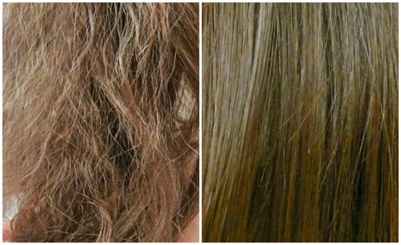 صورة اصلاح الشعر التالف , اريد العناية بشعرى