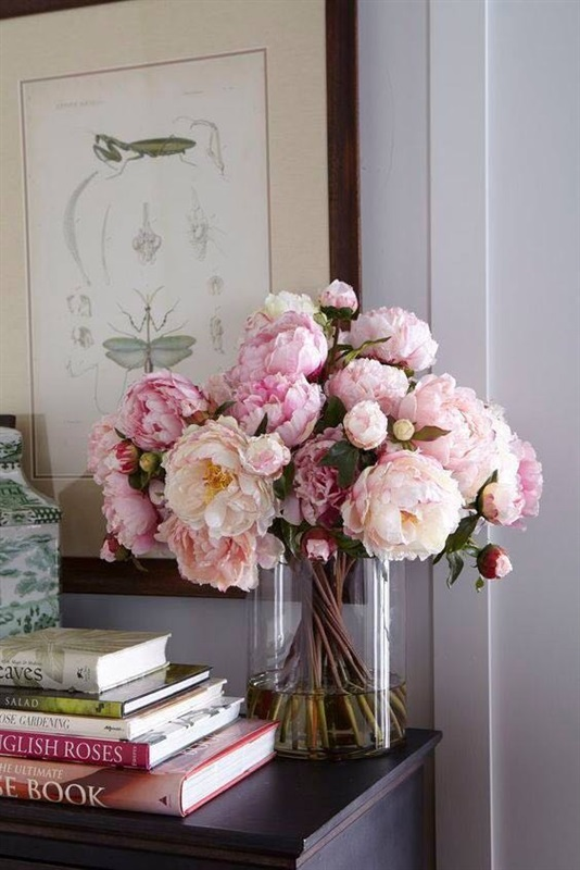 صورة تنسيق زهور صناعية , الزهور الصناعية احلى من الطبيعية