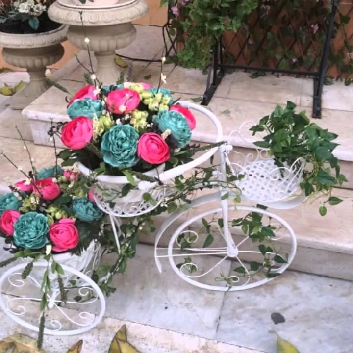 بالصور تنسيق زهور صناعية , الزهور الصناعية احلى من الطبيعية 14397 10