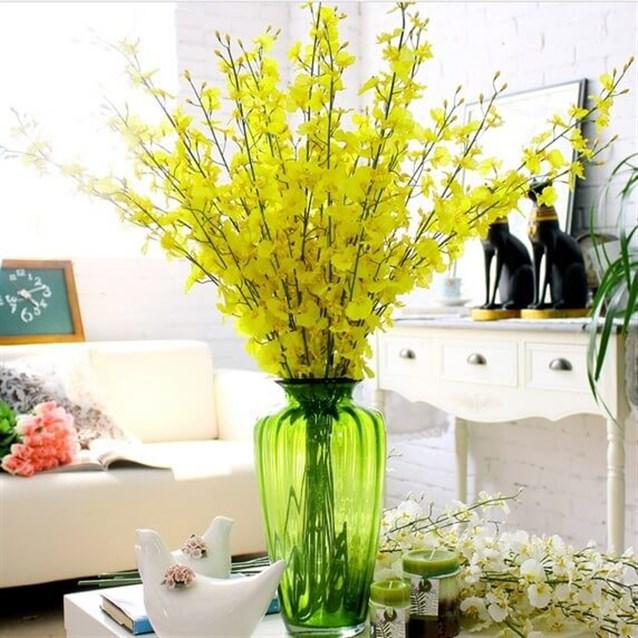 بالصور تنسيق زهور صناعية , الزهور الصناعية احلى من الطبيعية 14397 11
