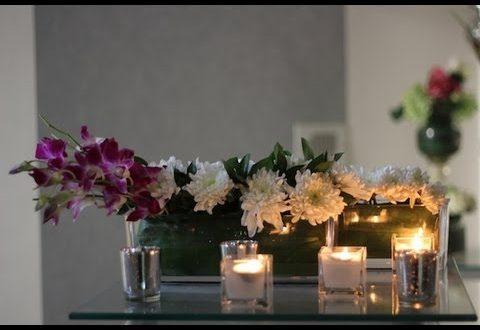 صور تنسيق زهور صناعية , الزهور الصناعية احلى من الطبيعية