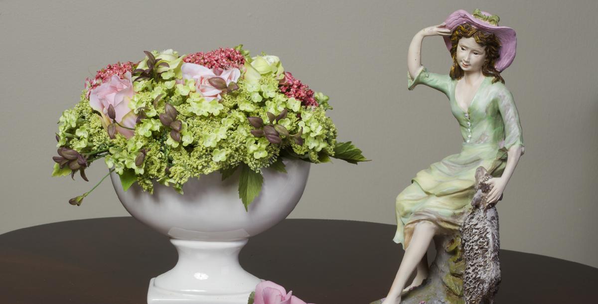 بالصور تنسيق زهور صناعية , الزهور الصناعية احلى من الطبيعية 14397 4