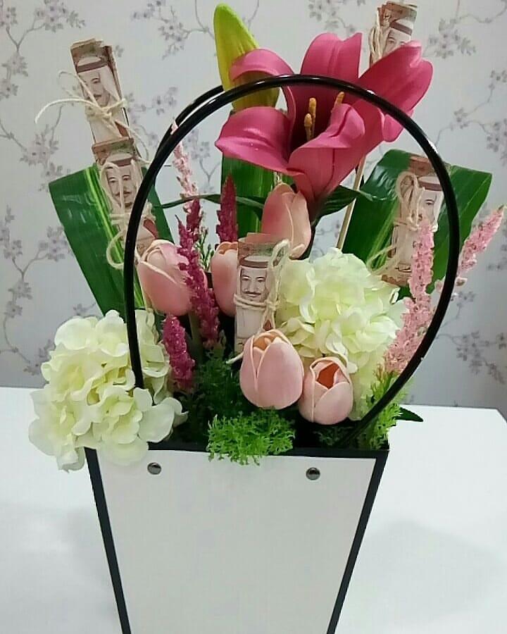 بالصور تنسيق زهور صناعية , الزهور الصناعية احلى من الطبيعية 14397 9