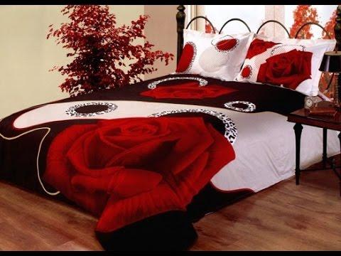 صور مفارش غرفة النوم , اجدد موديلات المفارش