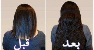صور وصفات لاطالة الشعر , سيطول شعرك لا تقلقى