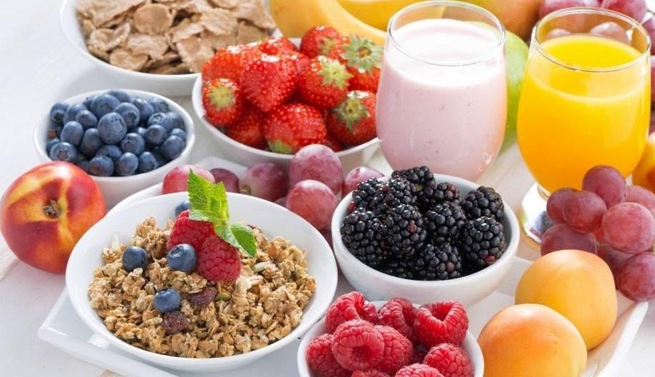 صور فطور صحي للحامل , اهم مكونات الفطور