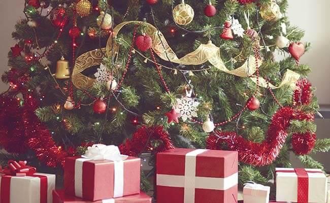 بالصور تزيين شجرة الكريسماس , شكال مختلفة لشجرة الكريسماس 14607 5