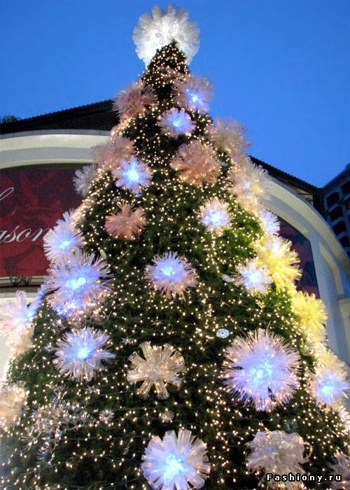 بالصور تزيين شجرة الكريسماس , شكال مختلفة لشجرة الكريسماس 14607 7