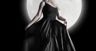 صور فستان اسود في المنام , حلمت انى البس اسود
