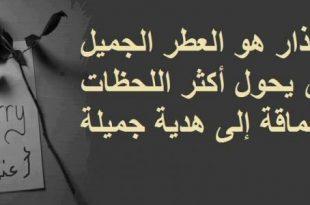 بالصور رسالة اعتذار للحبيب الزعلان , مسجات الاعتذار بين الاحبة 419 13 310x205