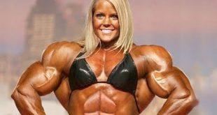 صورة كمال اجسام نساء , اقوي عضلات الاجسام النسائية