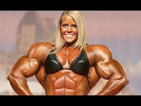 صور كمال اجسام نساء , اقوي عضلات الاجسام النسائية