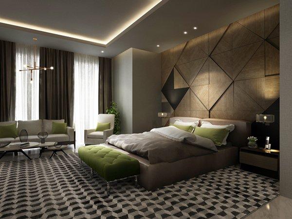 صور تصاميم غرف نوم , غرف نوم لعشاق الفخامة