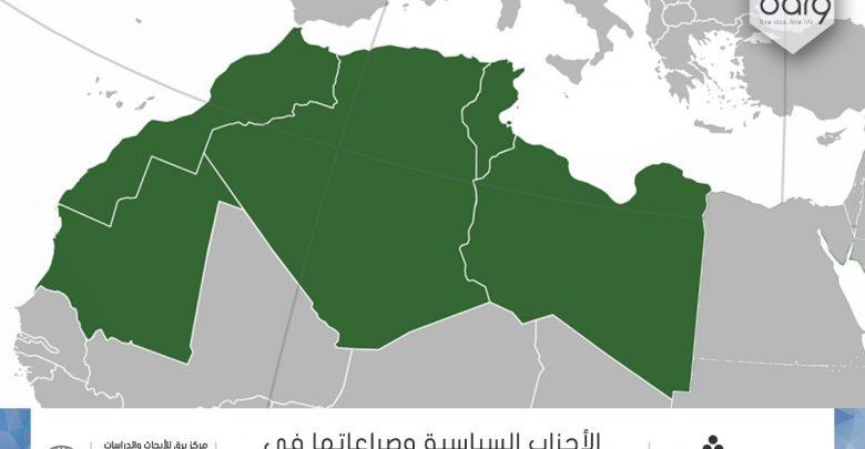 صور خريطة المغرب العربي , اكثر الخرائط وضوحا للمغرب العربى