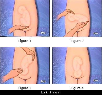 صور كيف اعرف وضعية الجنين بدون سونار , كيف ينام طفل فى بطنى