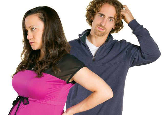 صورة الوحم على الزوج , انا متضايقة من زوجى طول فترة الحمل