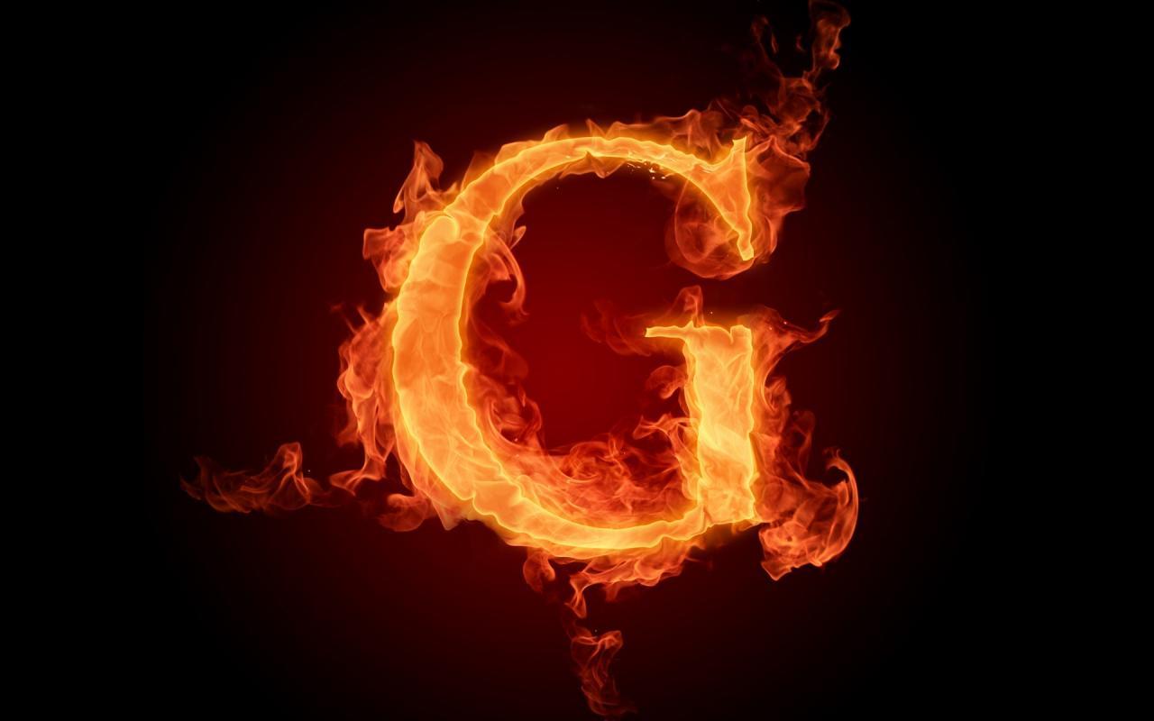 صور صور حرف g , كتابة حرف g بطرق مختلفة