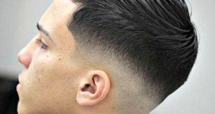 بالصور اجمل قصات الشعر للرجال , احسن قصة تميز الرجال 3208 13 310x165