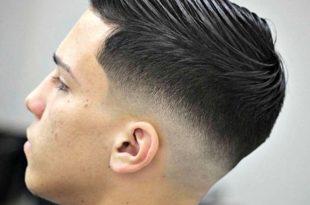 بالصور اجمل قصات الشعر للرجال , احسن قصة تميز الرجال 3208 13 310x205