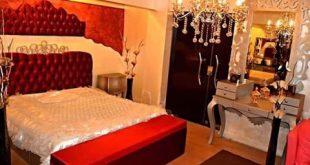 صور اجمل غرف نوم , لكل حبيبين يحلمون بغرفة نوم رومانسية
